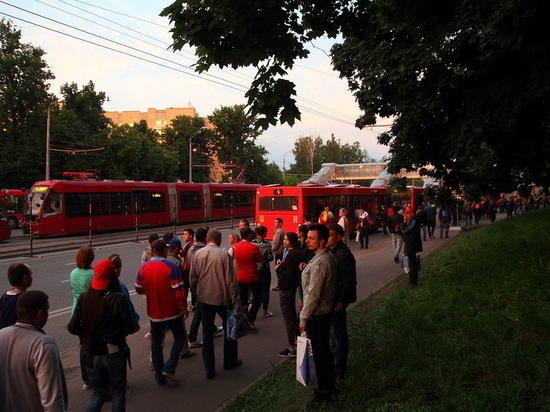 После пасхального богослужения жителей Саранска развезут по домам