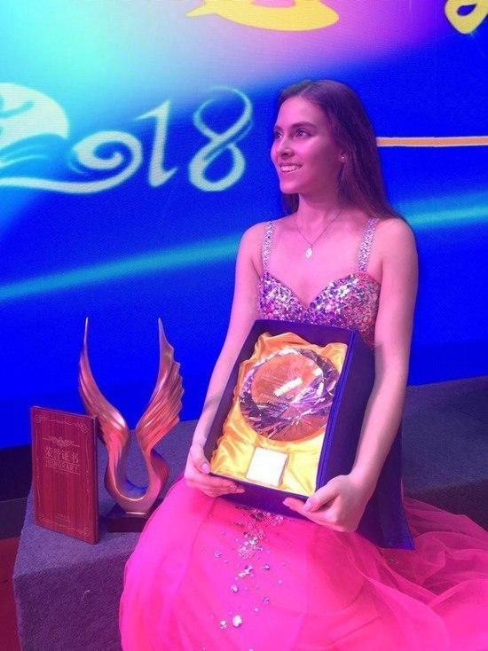 Школьница из Улан-Удэ взяла высшую награду международного музыкального фестиваля в Китае
