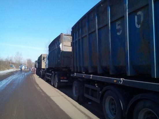 Московский мусор теперь утилизируют в Ярославле