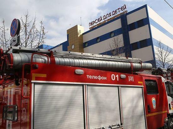СМИ: названа причина пожара в ТЦ