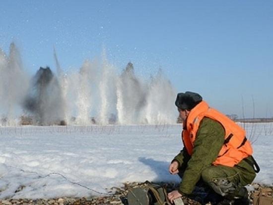 В конце недели Северную Двину взорвут в нескольких местах