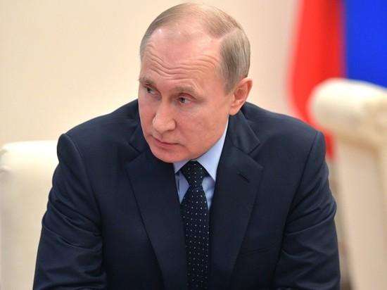 Путина возмутило радение чиновников