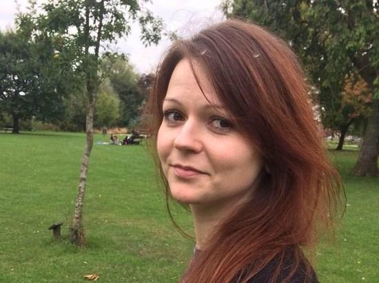 Родственница дозвонилась до пришедшей в себя Юлии Скрипаль