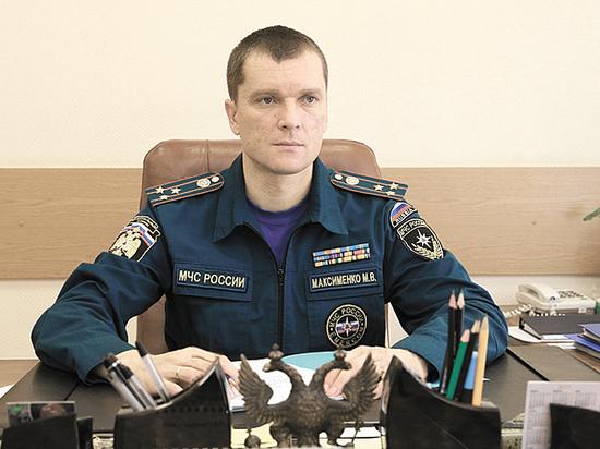 О действиях пожарных в Кемерове подробно рассказали в МЧС