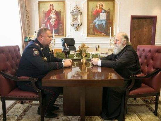 Церковь и силовики обсудили мероприятия по обеспечению правопорядка на Пасху