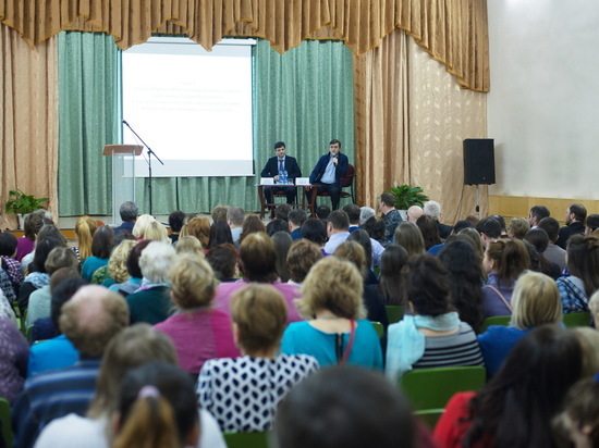 Станислав Воскресенский встретился с жителями Юрьевецкого района