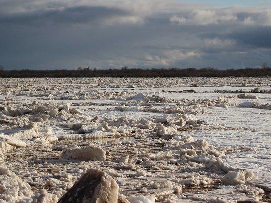 Большой лёд ждут в Архангельской области между майскими праздниками
