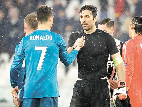 Это «Реал», «Барселона» и «Ливерпуль»