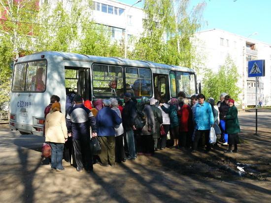 Стало известно, как будет работать общественный транспорт на Пасху в Тамбове