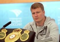 Боксер Поветкин объявлен обязательным претендентом на чемпионский бой с Джошуа