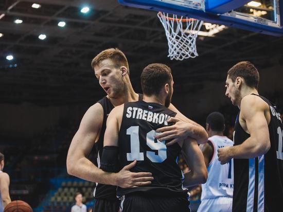 Баскетбольный клуб «Нижний Новгород» вырвал победу у «Пармы»