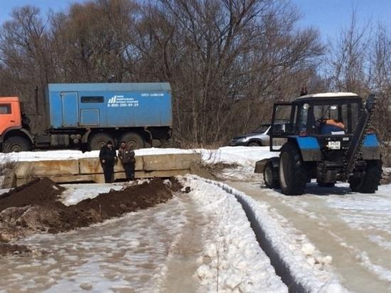 В Оренбуржье авиаразведка установит актуальную ситуацию с паводком