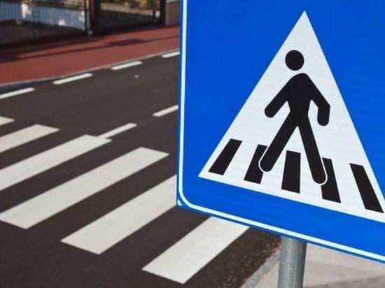 В Ульяновске водитель «ВАЗа» сбил 18-летнюю девушку на переходе