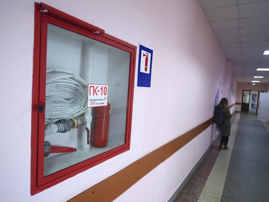 В вузе Владивостока потратят миллионы на пожарную безопасность