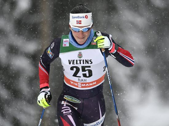 Легендарная лыжница Бьорген объявила о завершении карьеры