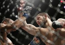 Хабиб Нурмагомедов победил Эла Яквинту: онлайн-трансляция UFC 223
