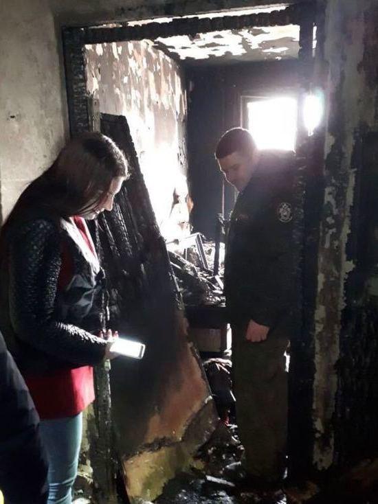 Четыре женщины и ребенок погибли в пожаре в Уссурийске