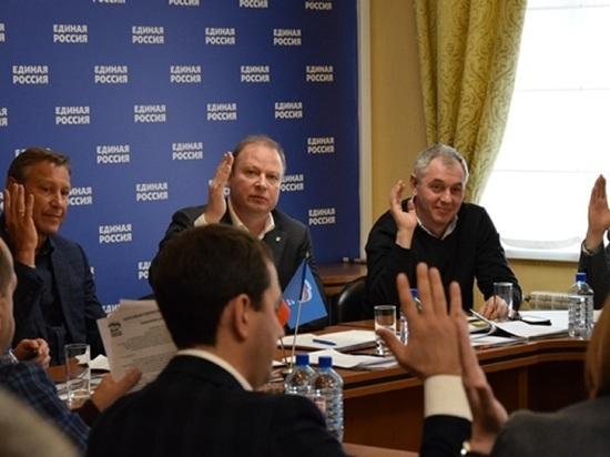 Свердловские единороссы устроят праймериз с голосованием по интернету