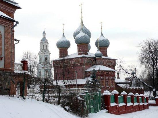 Дороги у храмов в Костроме перекроют на Пасху