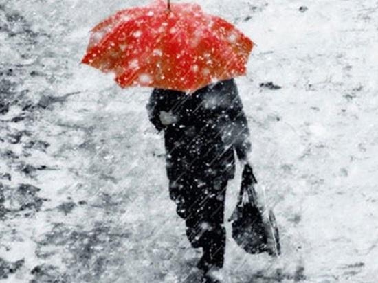 Зима продолжает агонизировать в Поморье – в выходные ожидается мокрый снег