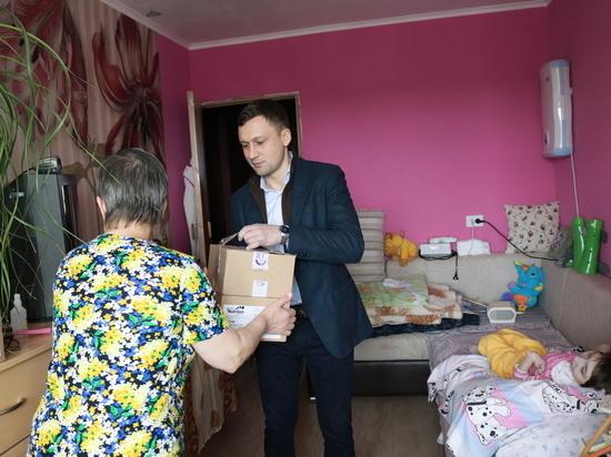 Депутат ЧГСД призывает помогать больным детям