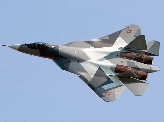 Москвичи увидят 9 мая новейший истребитель