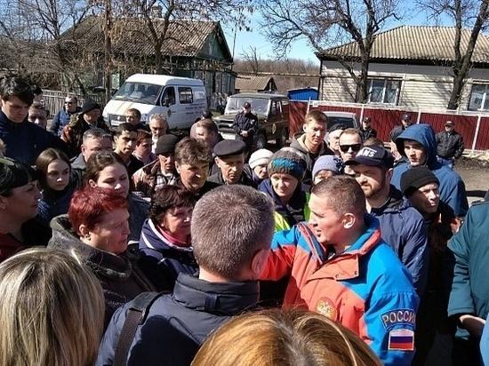 Андрей Бочаров: «Мы не оставим людей, как и при летних пожарах»