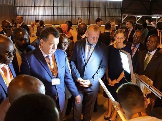 Мордовские светотехники запустили совместное предприятие в Восточной Африке