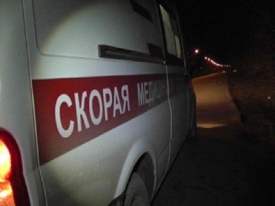 В Оренбурге в ДТП на Ташкентской пострадал водитель «Хендай Акцент»