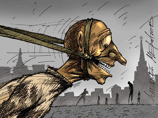 Россия ржущая: смех как средство от страха