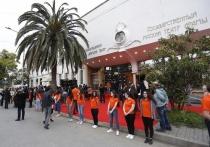 В Абхазии, где нет ни одного кинотеатра, впервые прошел Сухумский международный кинофестиваль