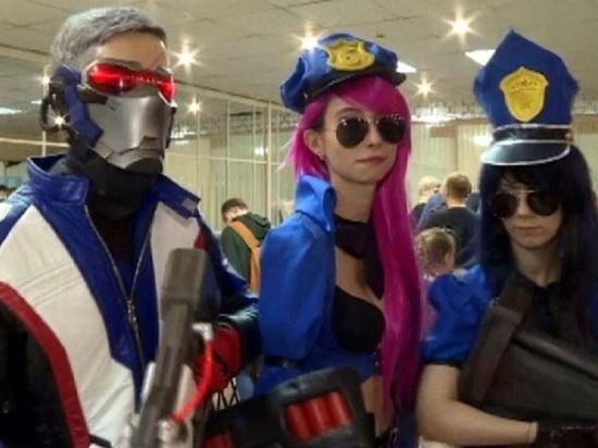В Архангельске собралось две сотни оживших персонажей японского аниме
