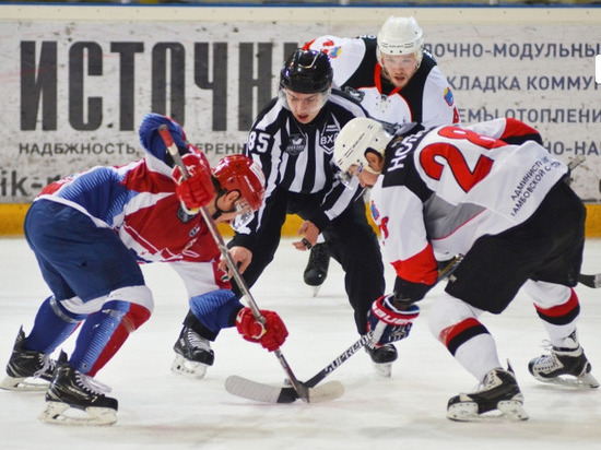 ХК «Мордовия»: а финал плей-офф Кубка Федерации был так близок