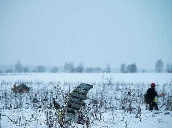 Появился запах: на месте падения Ан-148 все еще лежат останки пассажиров