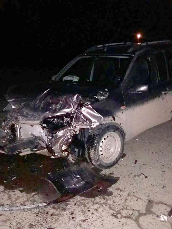 В Чувашии пьяный водитель Volkswagen устроил ДТП с пострадавшими