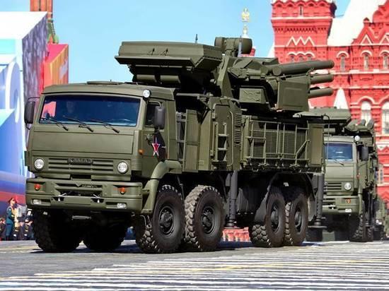 Четыре десятка «Панцирей-С» ушли на вооружение Сирии