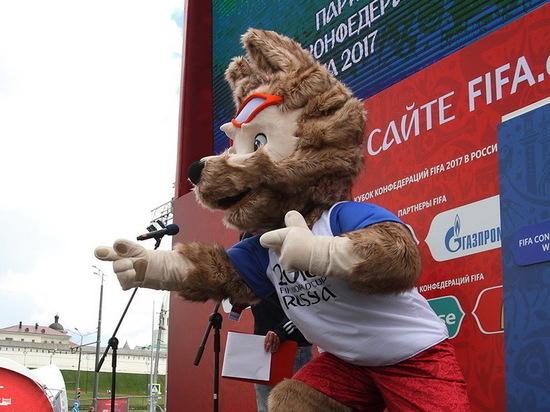 В Саранске в выходные откроется Парк футбола ЧМ-2018