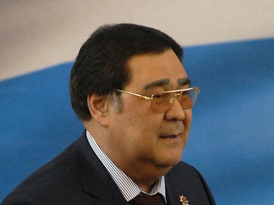 Спикер кузбасского парламента уволился, чтобы уступить место Тулееву