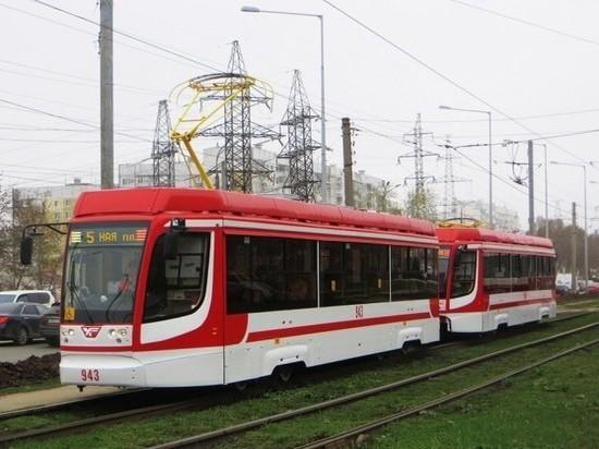 В трамваях, которые будут курсировать во время ЧМ-2018, могут выключить телевизоры