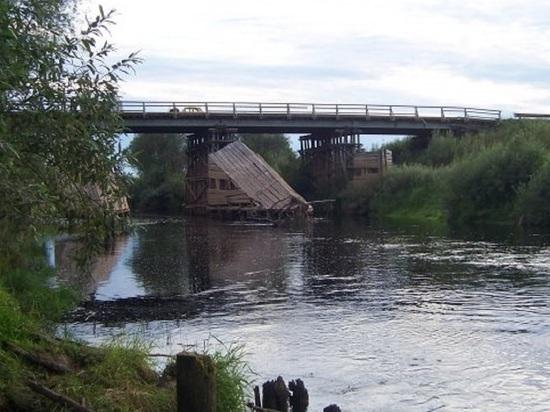 В Виноградовском районе начали строительство моста через речку Топсу