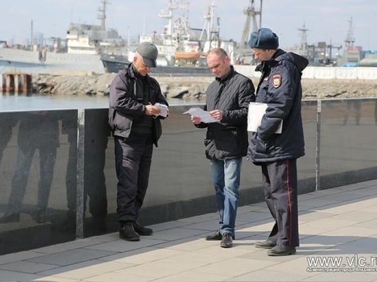 За незаконных предпринимателей взялись на набережной Цесаревича