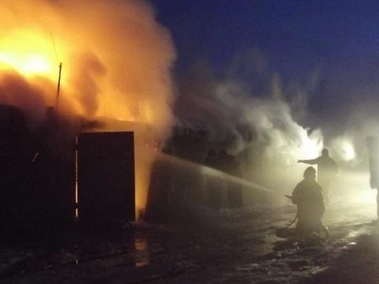 Спасатели эвакуировали «Патриота» из гаража в Северодвинске