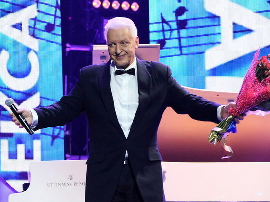 Композитор Александр Морозов дал концерт в Кремле