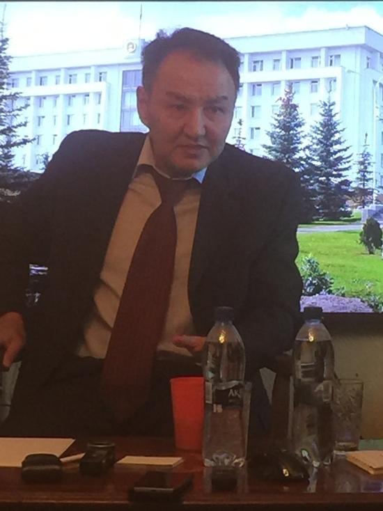 Айрат Дильмухаметов: «У башкирской общественности есть запрос на управление республикой»