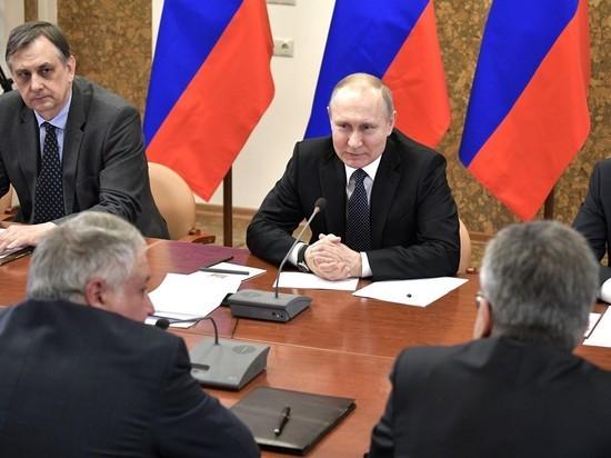 Путин рассказал о реализации прорывных идей российской науки: постоянно идем вперед