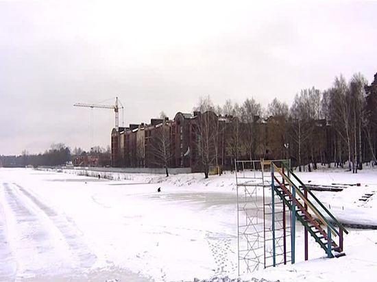 На прудах в «Берендеевке» ждут резкого подъема воды