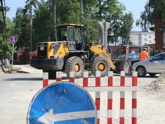 На улице Дзержинского в Казани пройдут работы с частичным перекрытием дороги