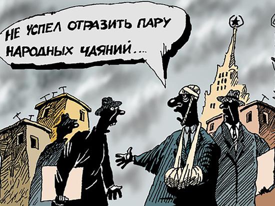 Почему Александру Голкову правильнее было не препятствовать проведению митинга общественности