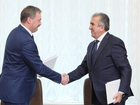 Архангельск и Армения подписали соглашения на муниципальном и региональном уровнях