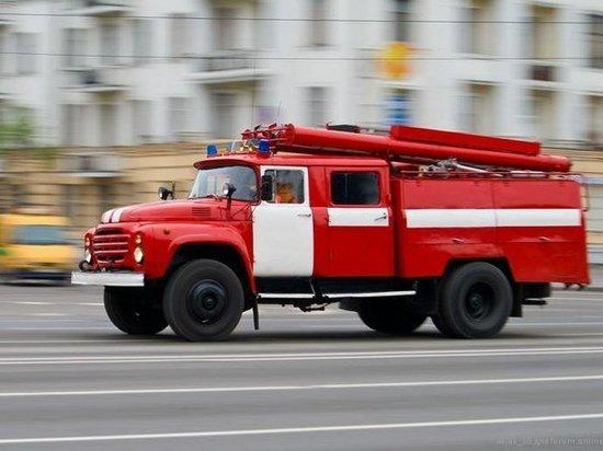 В Ульяновской области при пожаре погибли женщина и два мальчика